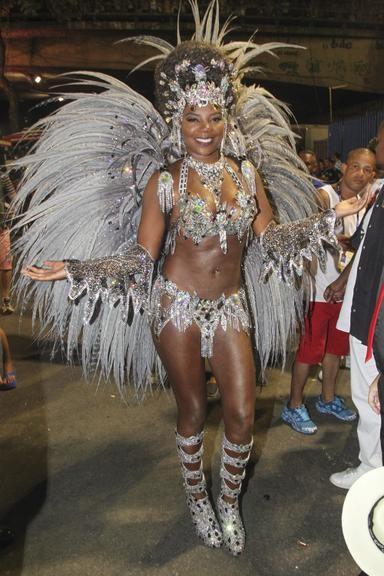 Ludmilla 2 (Carnaval Rio 2016)