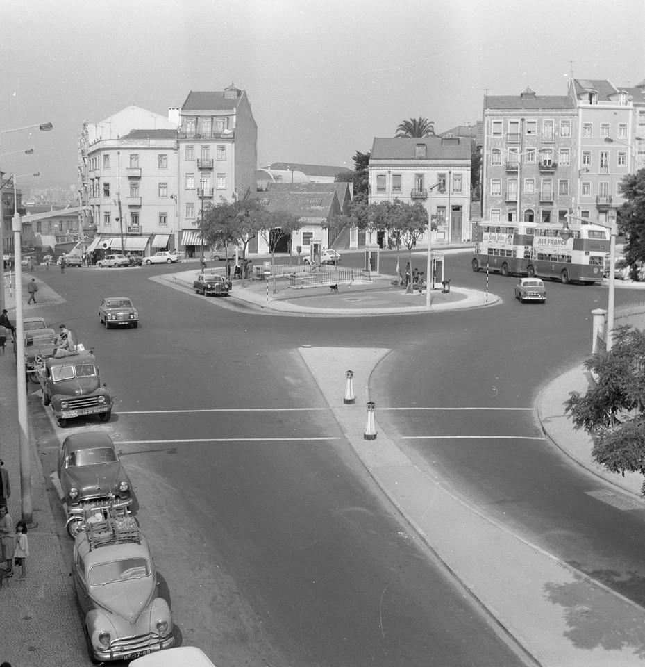 Sapadores, Lisboa (A.I. Bastos, 1969)