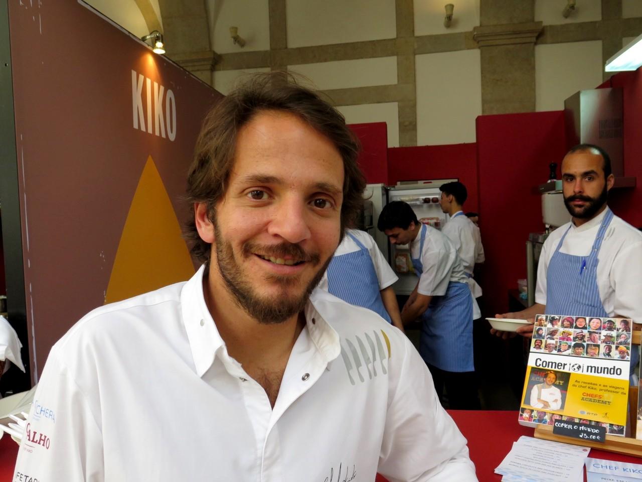 Kiko Martins