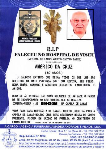 RIP- DE AMÉRICO DA CRUZ -80 ANOS (LAMAS).jpg
