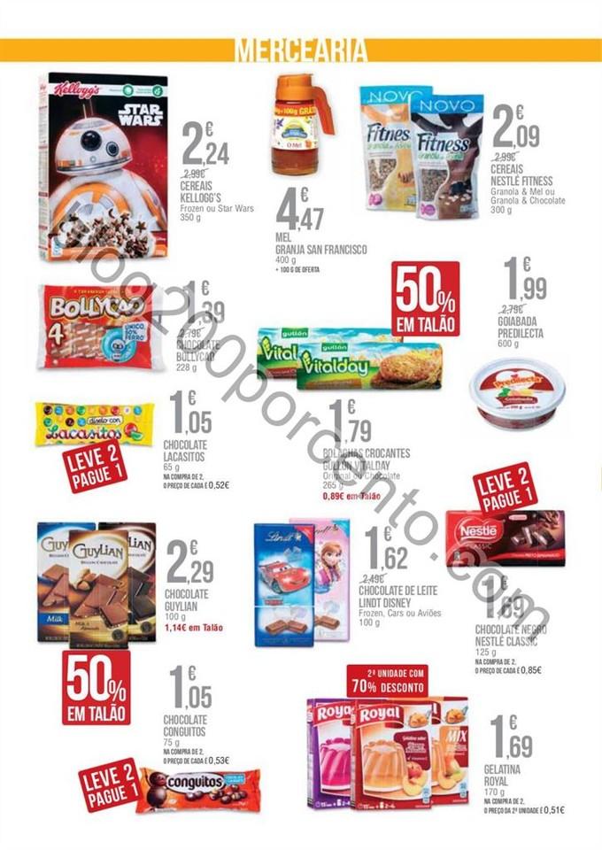 Novo Folheto EL CORTE INGLÉS Promoções de 27 ma