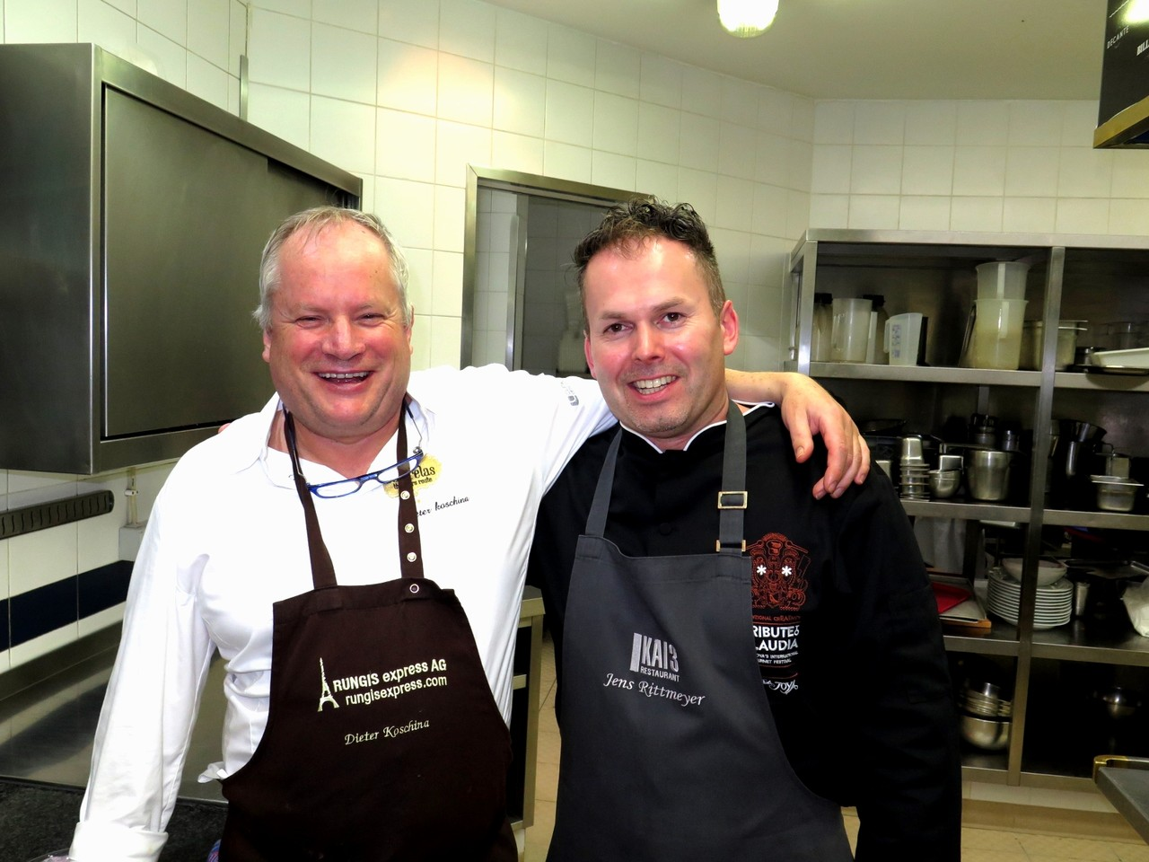 Dieter Koschina & Jens Rittmeyer