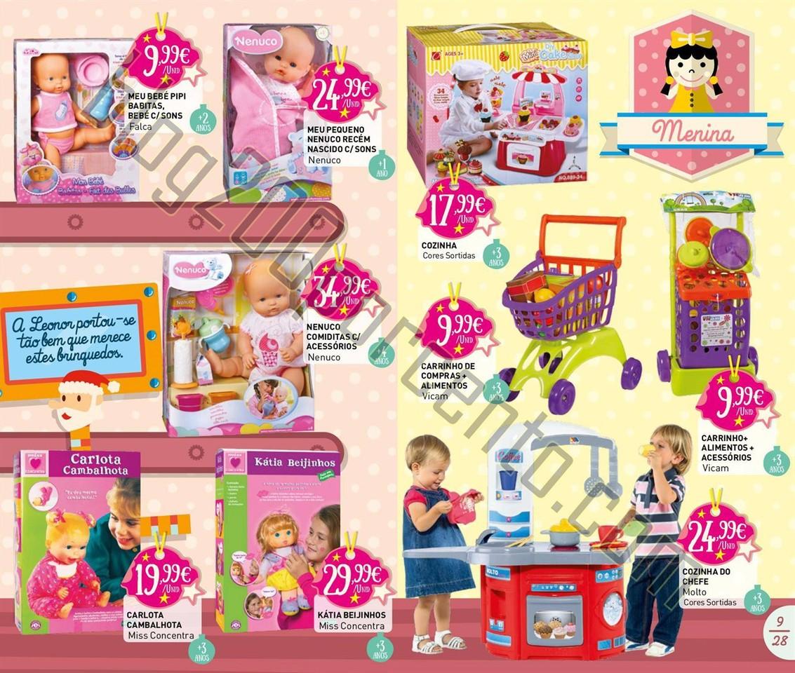 Antevisão Folheto INTERMARCHÉ Brinquedos Natal d