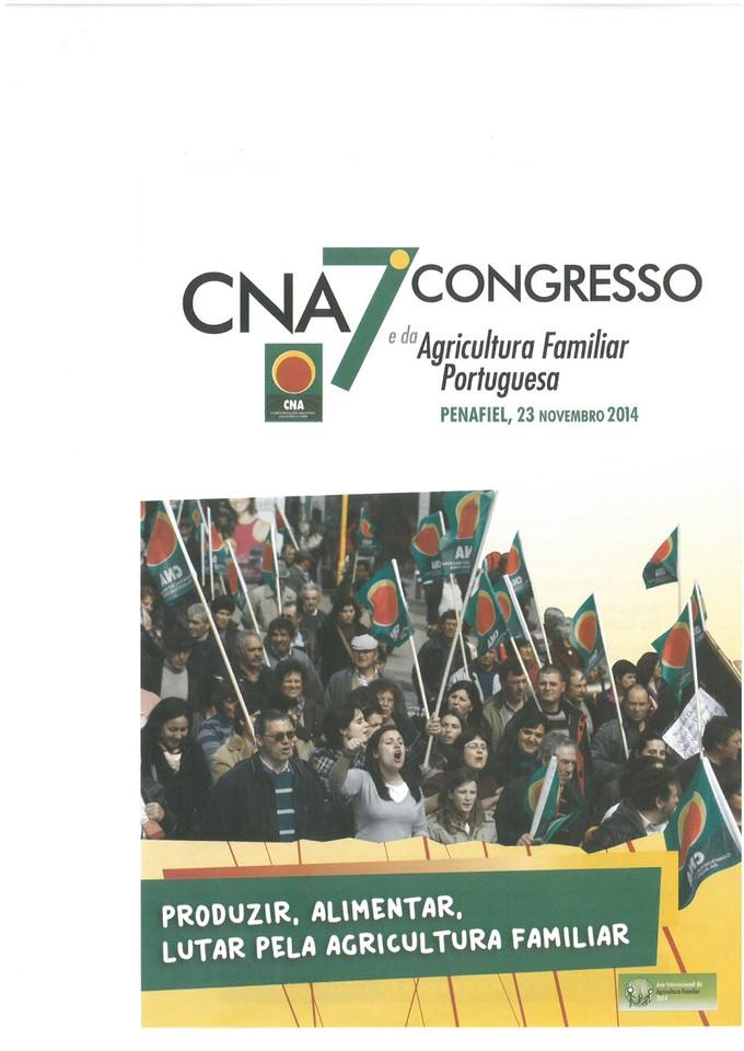 VII Congresso CNA frente
