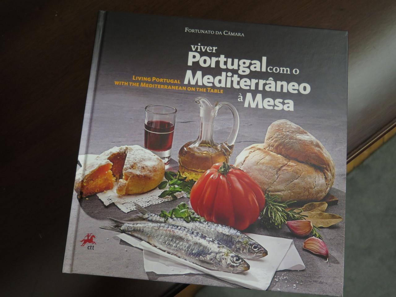 Viver Portugal com o Mediterrâneo à Mesa