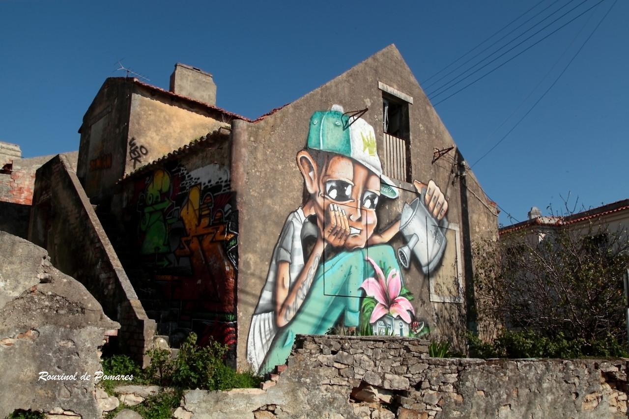 Street Art em Agualva Cacem (001)
