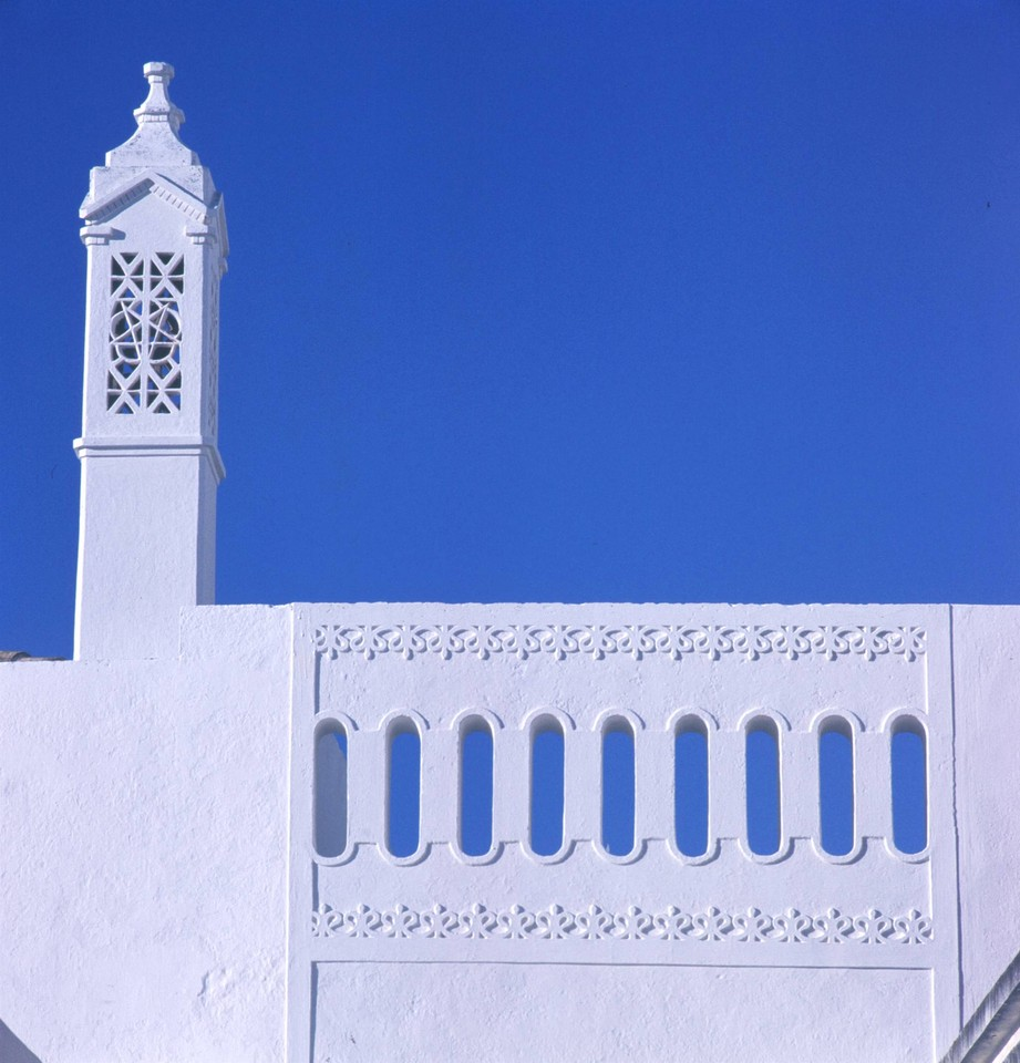 Geometria mourisca, Algarve (A. Pastor, 197...)
