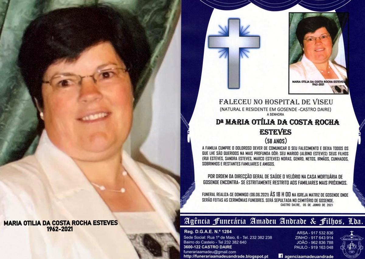 FOTO RIP DE MARIA OTÍLIA DA COSTA ROCHA ESTEVES-5