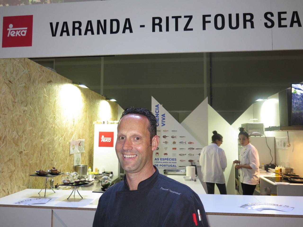VARANDA - RITZ FOUR SEASONS HOTEL LISBOA – Pascal Meynard