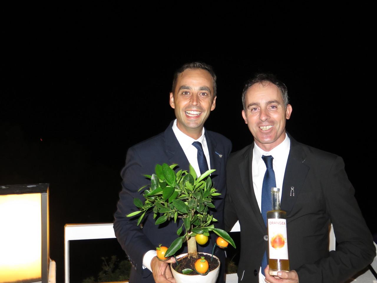 Diego Gonzalez e Miguel Martins