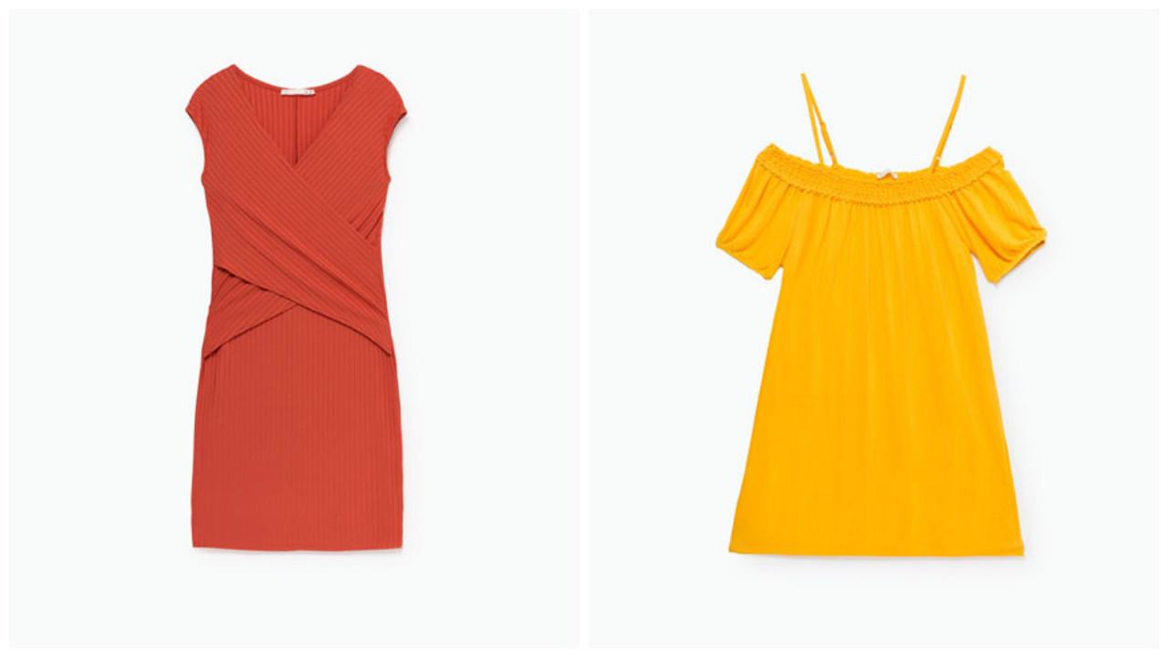 07c83702f6f8 Vestidos Lefties até 10€ - Oportunidades de Saldos - Blogar Moda