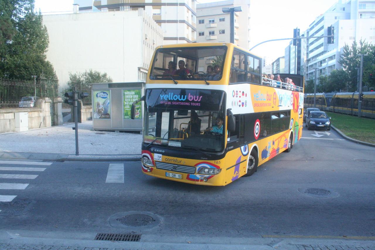 Autocarros em portugal for Piso xose novo freire