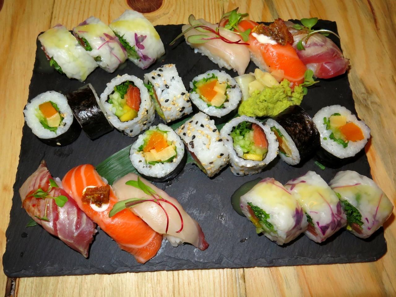 Sushi MISS JAPPA