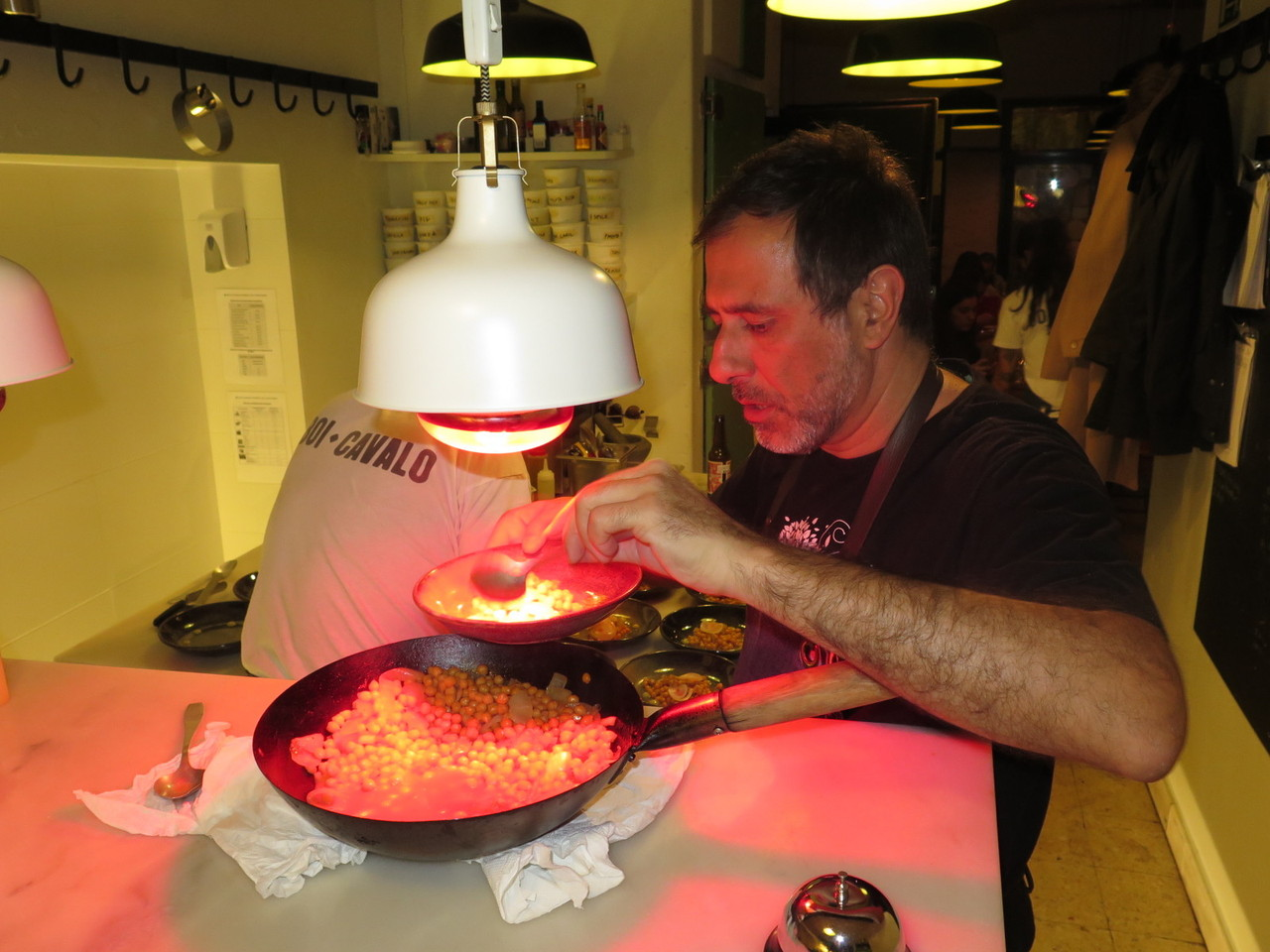 Miguel Pires e o grão
