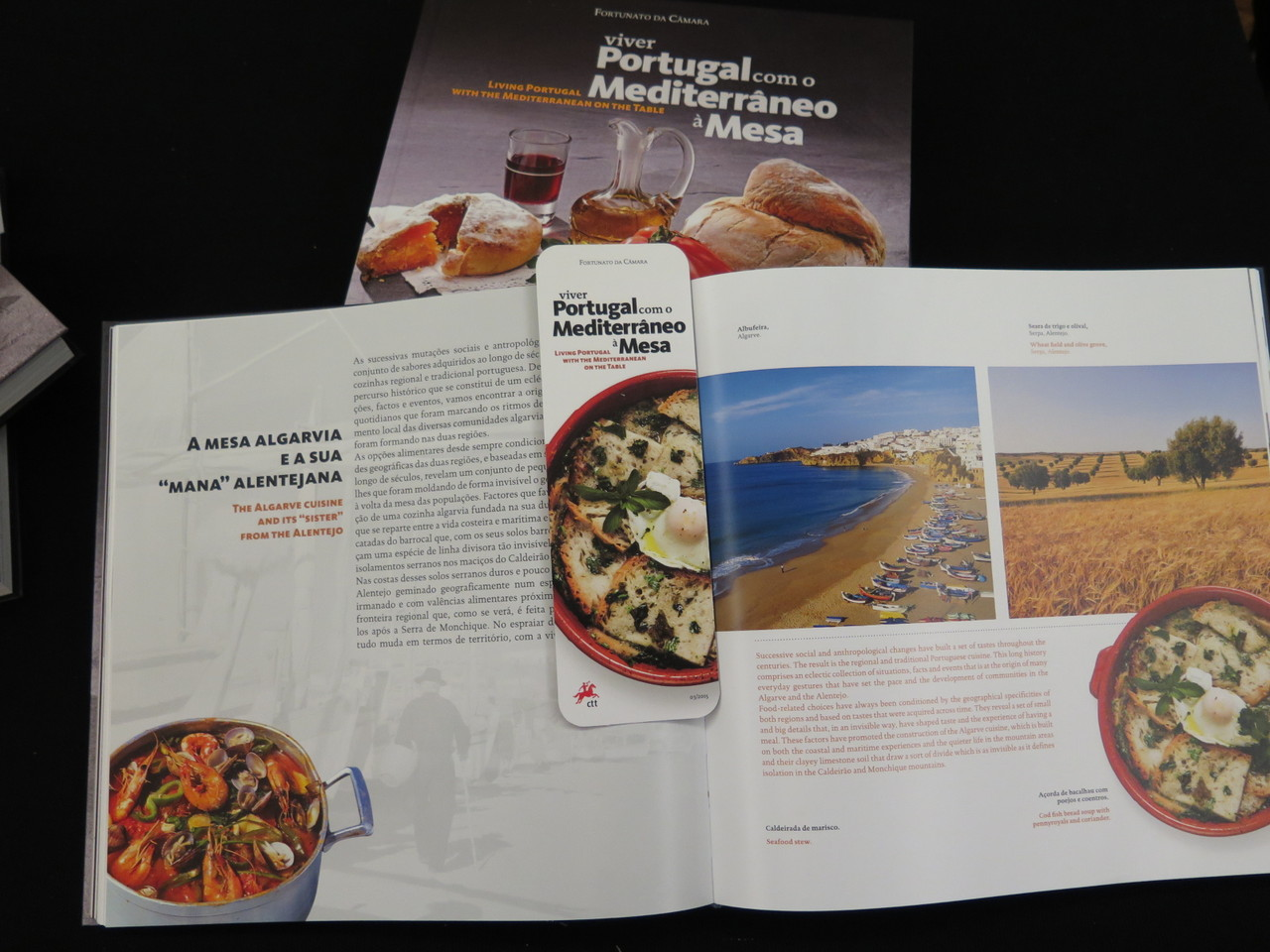 Fortunato da Câmara e a dieta mediterrânica na gastronomia portuguesa