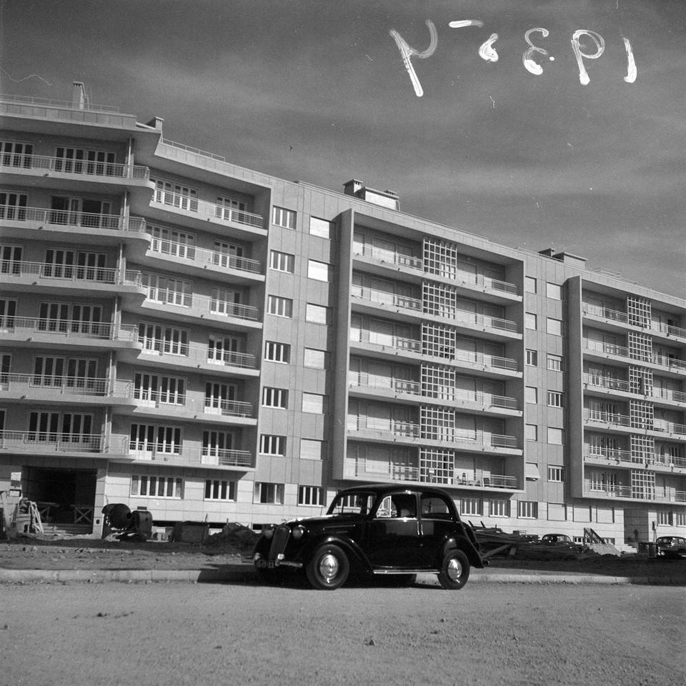 Av. dos Estados Unidos da América, Lisboa (S.A. Fernandes, 195...)