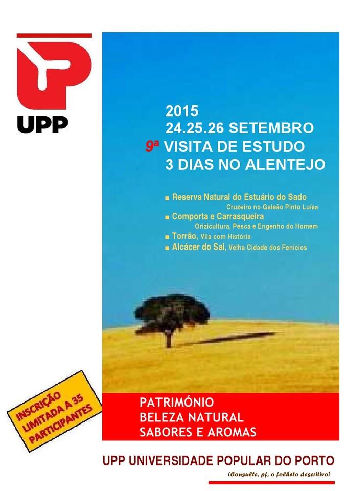 UPP Alentejo 2015