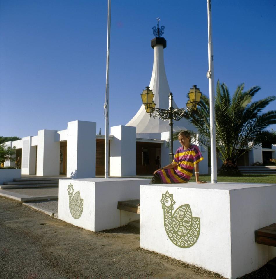 Aldeia das Açoteias, Algarve (A. Pastor, 198...)