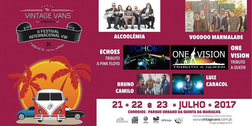 22 Julho - 2017 Alcoolémia - 2º VW Fest – Corr