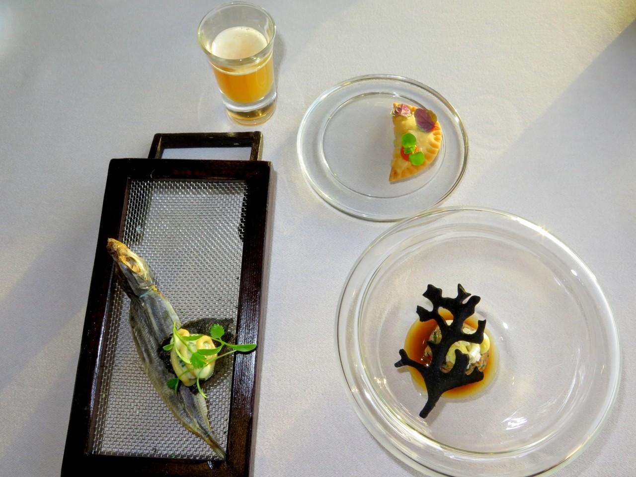 Os primeiros snacks de Miguel Rocha Vieira