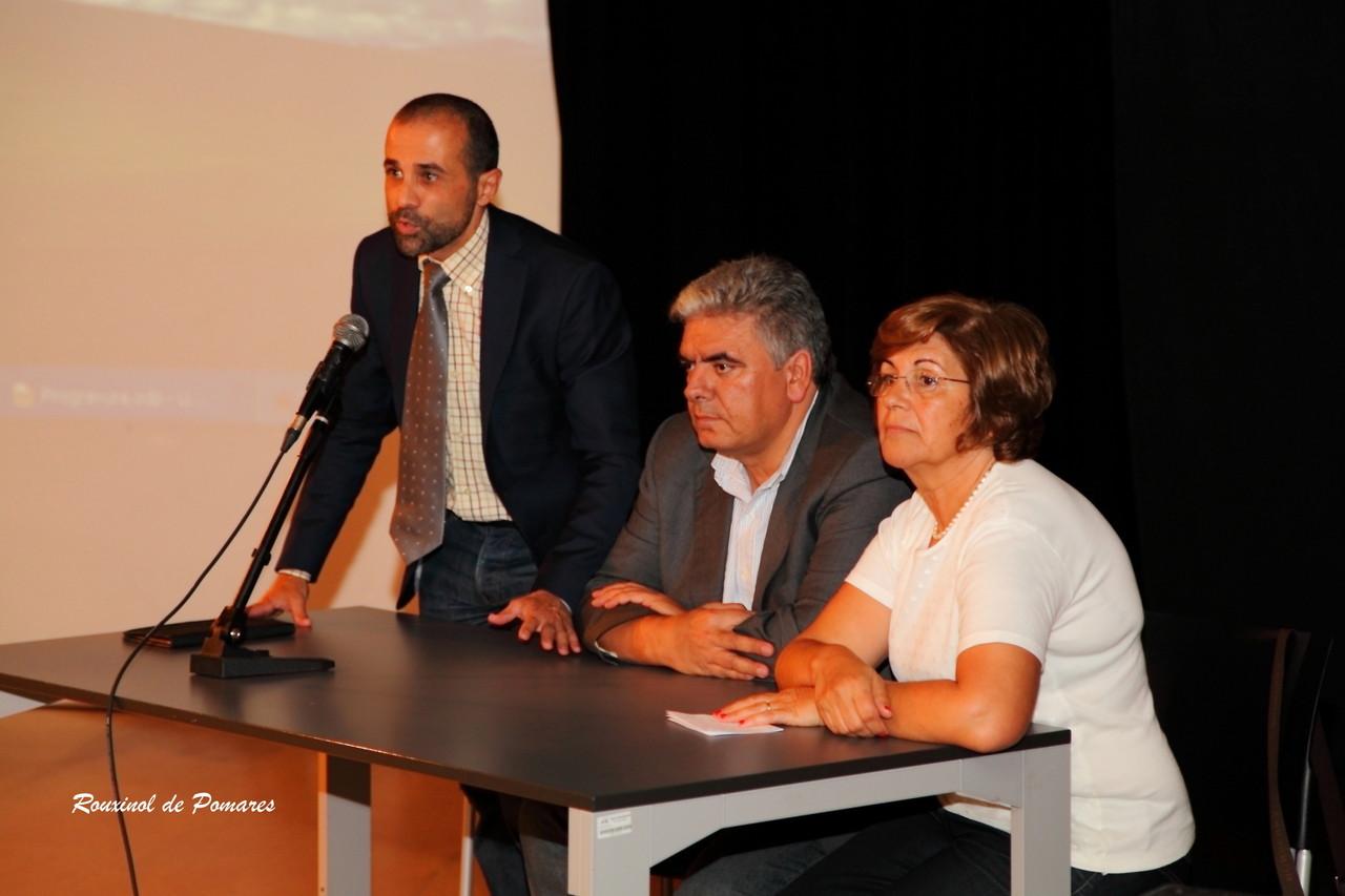 Abertura da Universidade Sénior de Agualva e Mira
