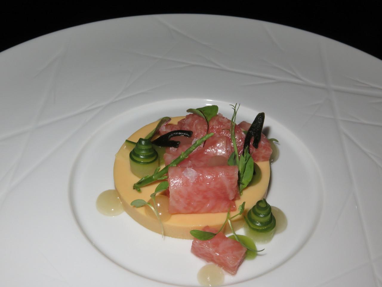 Foie Gras & Toro