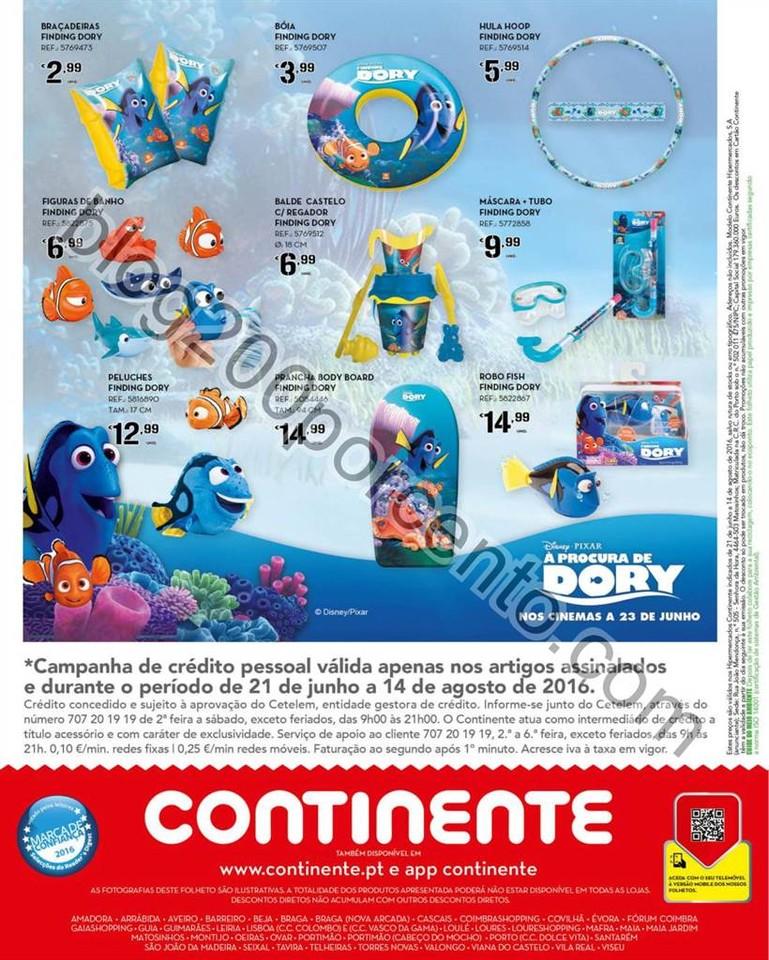 Antevisão Folheto CONTINENTE Verão promoções d
