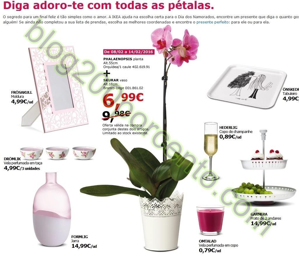 Novas Promoções IKEA Extra dia dos namorados at