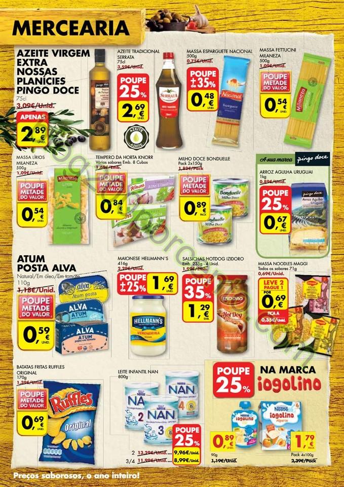 Antevisão Folheto PINGO DOCE Madeira de 8 a 14 ma