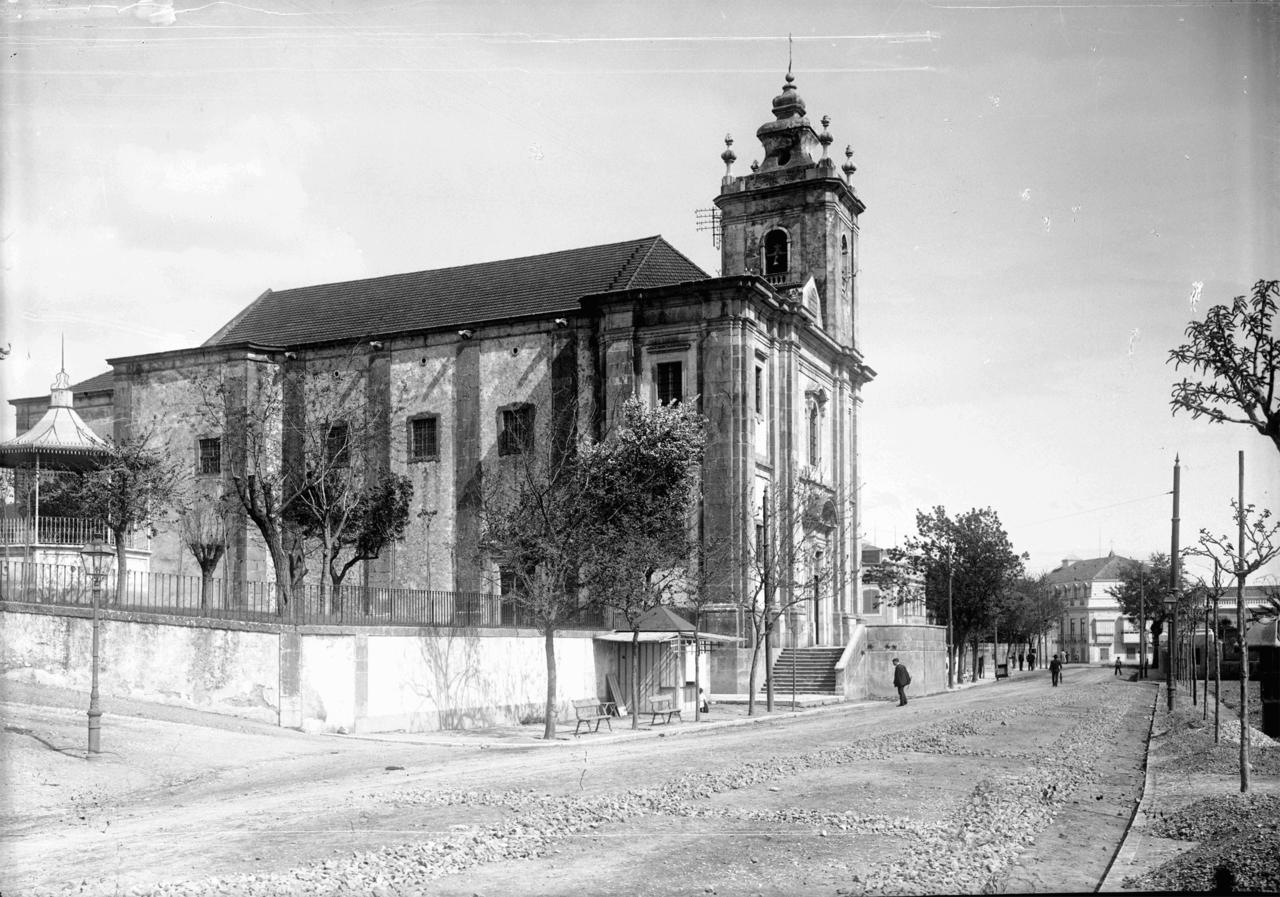 Igreja de Nossa Senhora do Amparo, Benfica (P. Guedes, c. 1900)