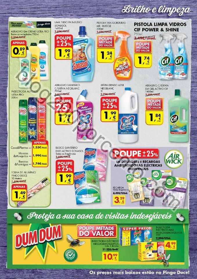 Antevisão Folheto PINGO DOCE Madeira de 14 a 20 j
