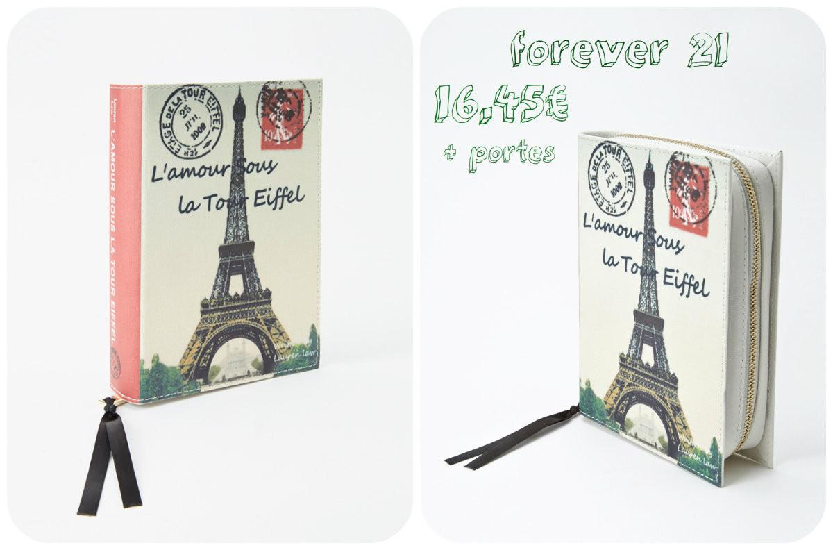Forever 21 - Novel Clutch