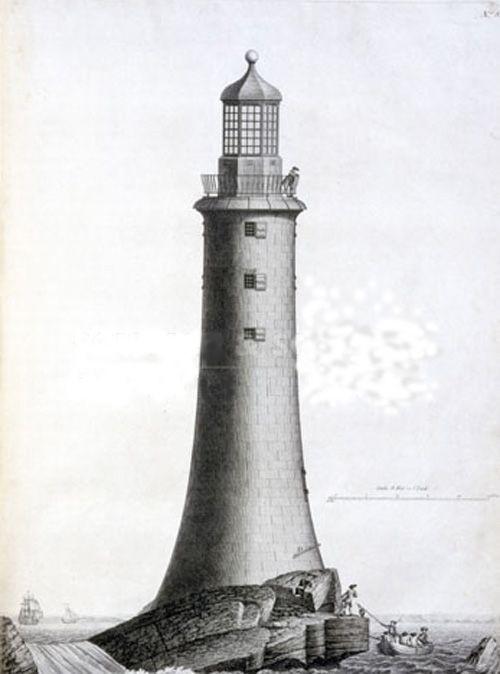 Farol de Eddystone, Plymouth, 1759