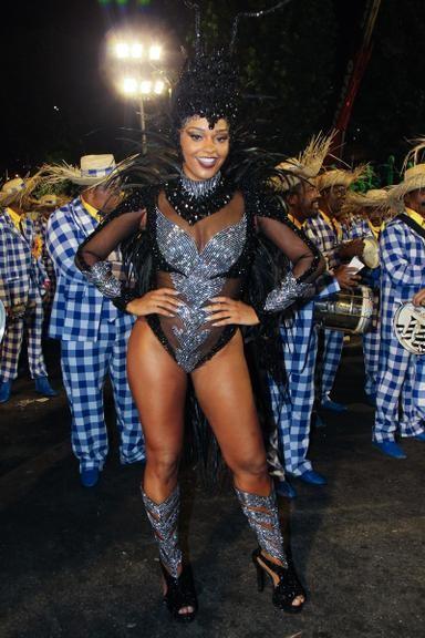 Juliana Alves (Carnaval Rio 2016)