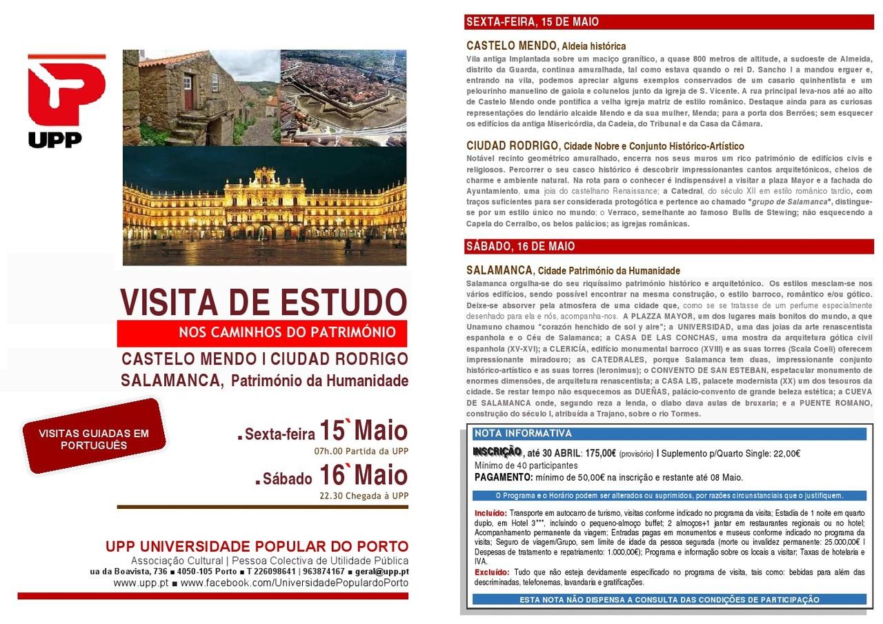 UPP Castelo Mendo