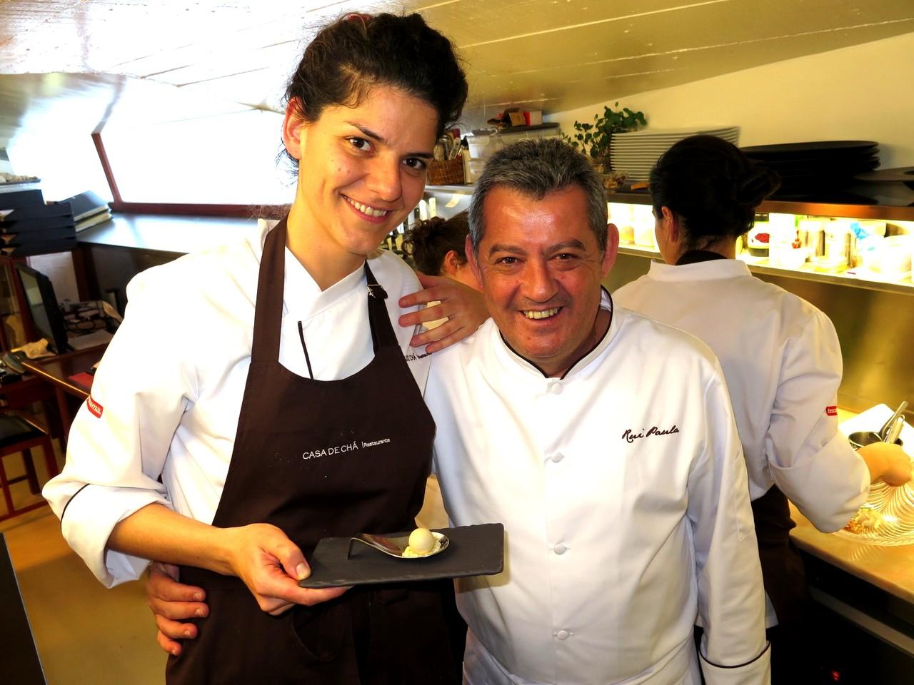 Rita Neto e Rui Paula