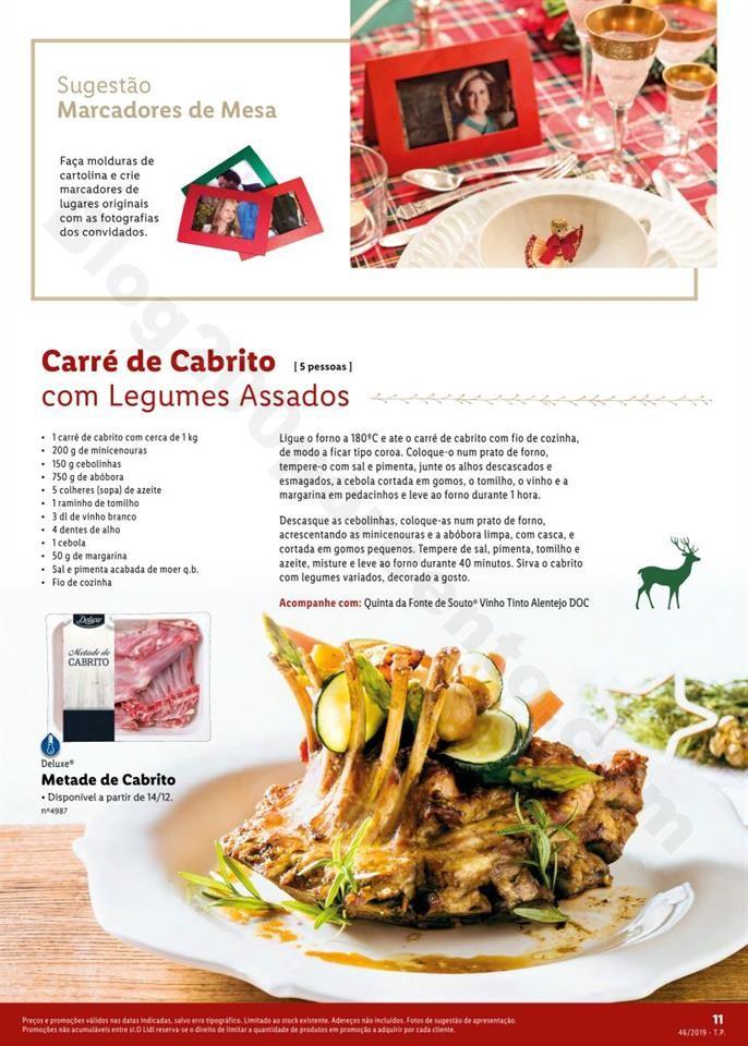 Folheto LIDL Presentes de Natal 11  novembro p11.j