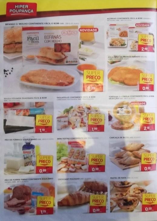 Folheto | CONTINENTE | de 7 a 13 janeiro Fotos