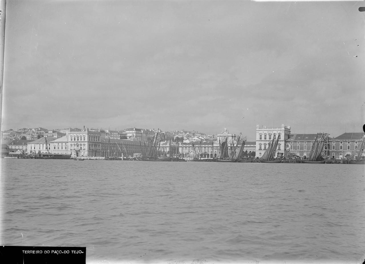 Terreiro do Paço -- do Tejo, Lisboa (A.F.C.M.L.)