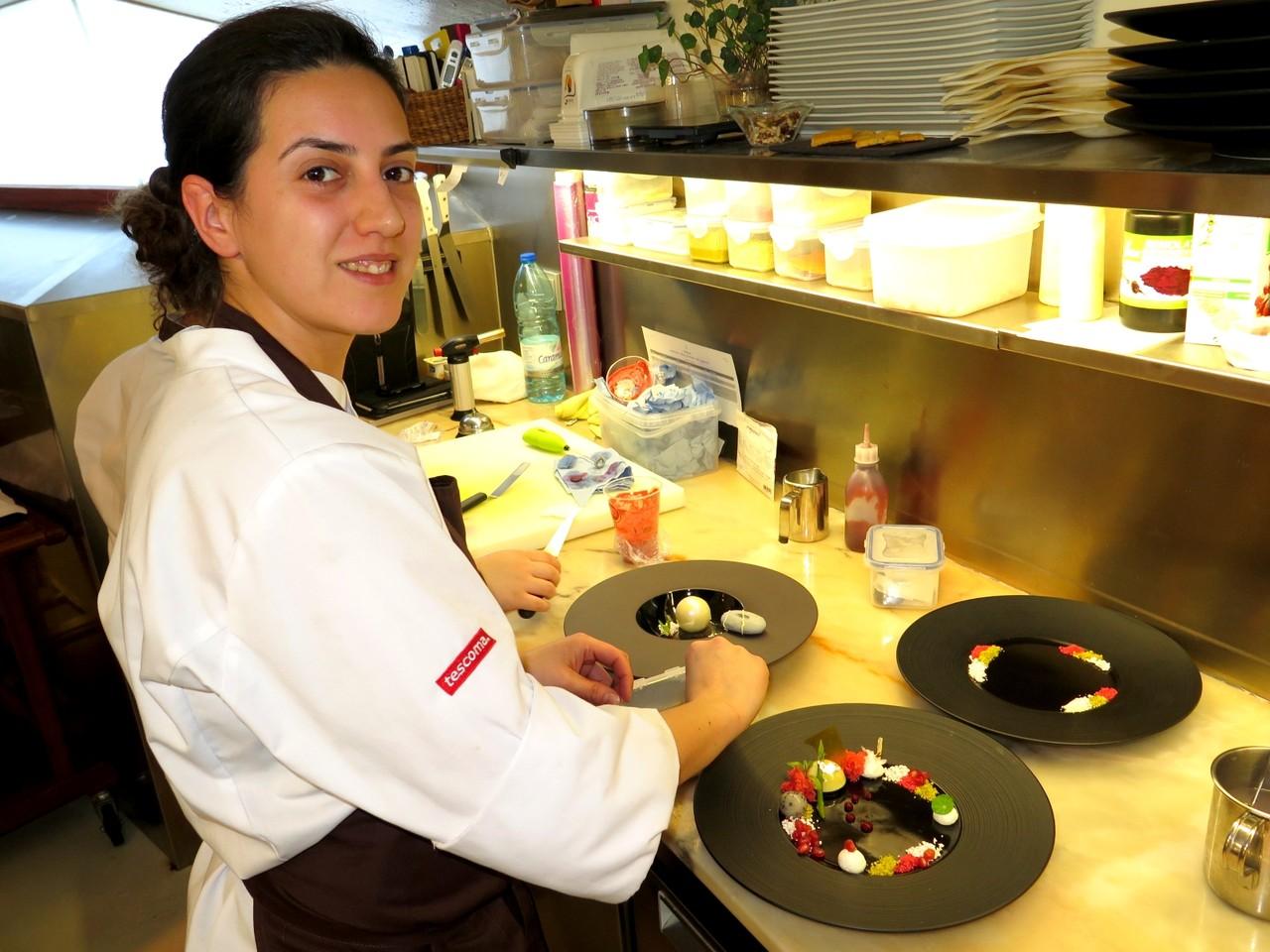 Chef pasteleira Ana Cardoso