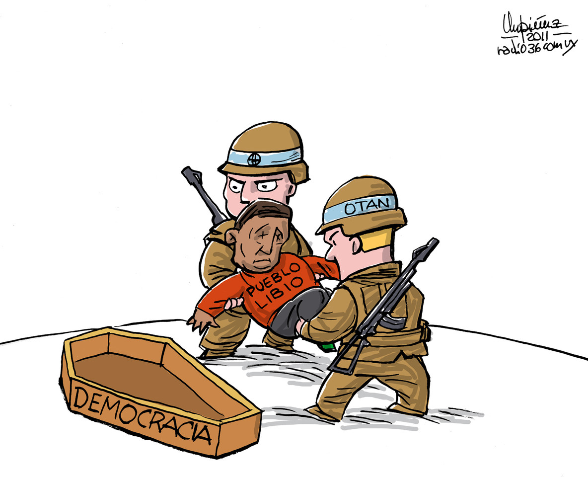 Democracia NATO