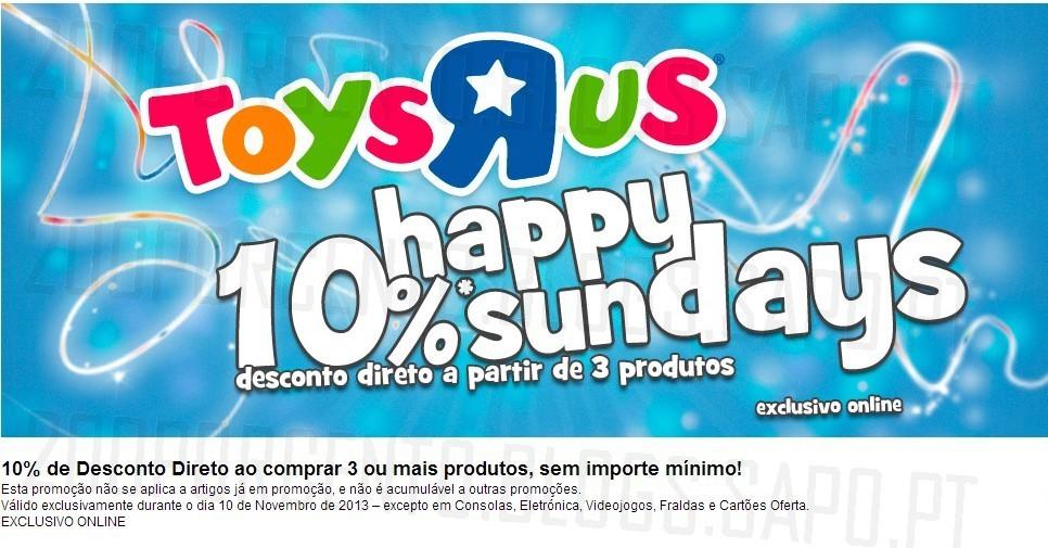 10% de desconto direto   TOYSRUS   só amanhã - loja online