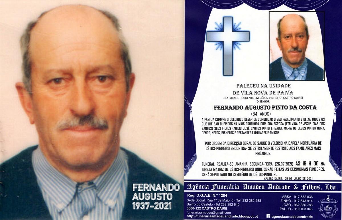 FOTO RIP2 DE FERNANDO AUGUSTO PINTO DA COSTA-84 AN