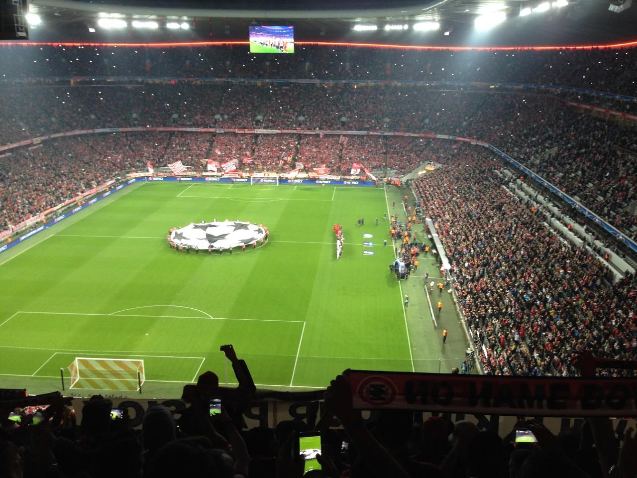 Bayern de Munique 1 - 0 Benfica  Sofrer eb3fdce1c21ef