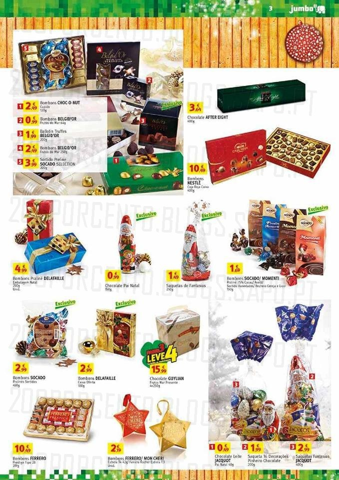 Antevisão folheto | JUMBO | A magia do Natal, de 14 a 27 novembro
