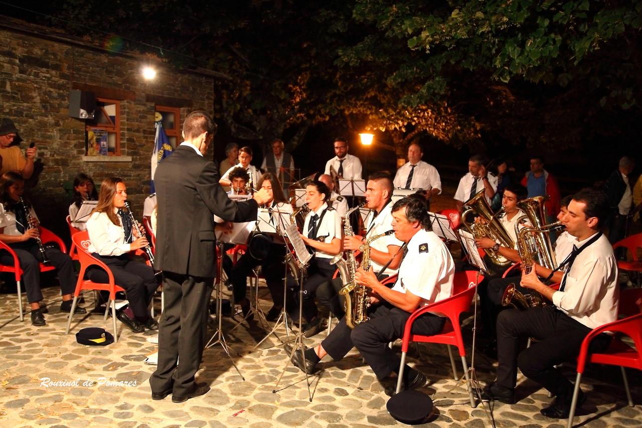 Filarmonica de Pomares em concerto no Agroal (1)