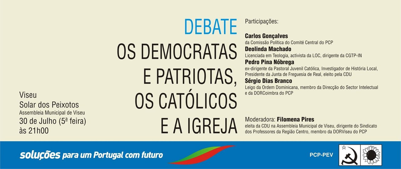 Debate Católicos 2015-07-30