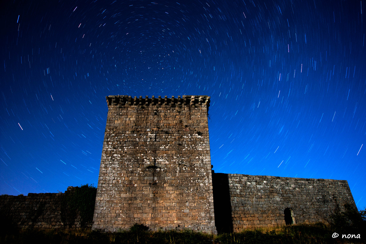 2015 - Astrofotografia (Castelo de Monforte) (22).