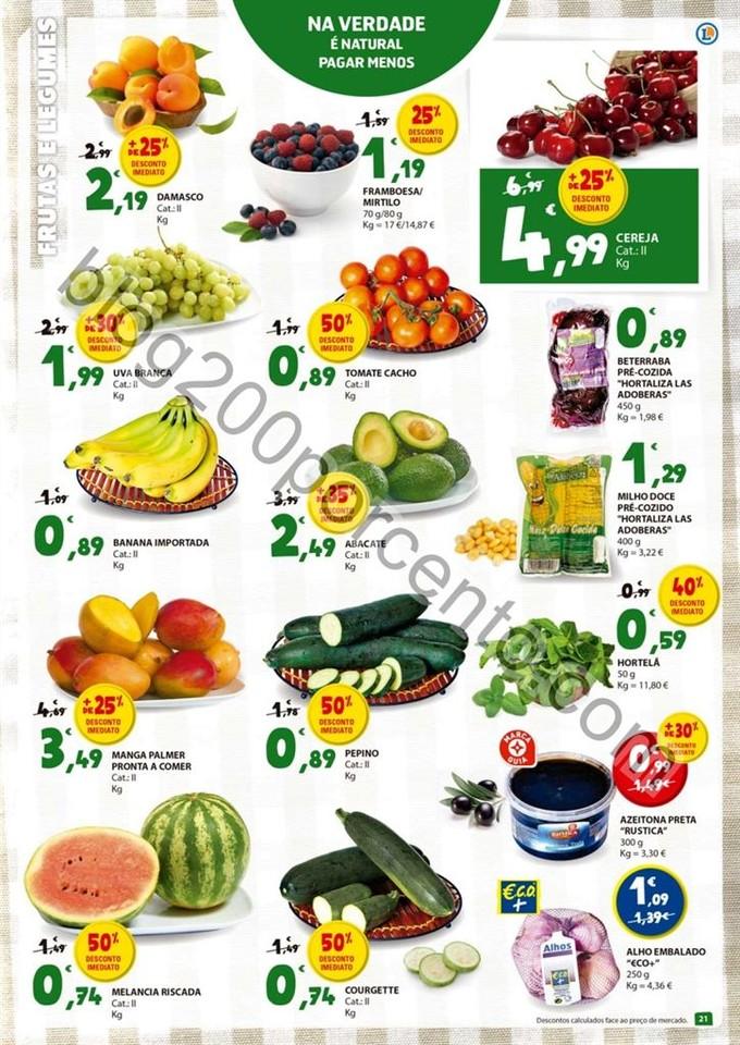 Antevisão Folheto E-LECLERC promoções de 31 mai