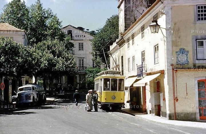 Eléctrico, Sintra (Wenher Krutein, 1955-65)